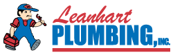 Leanhart Plumbing Logo