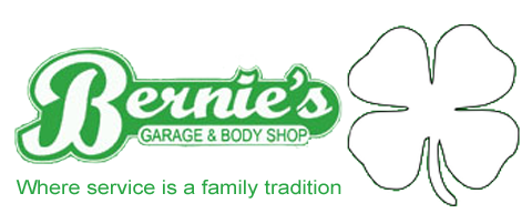 Bernie's Garage & Body Shop Logo