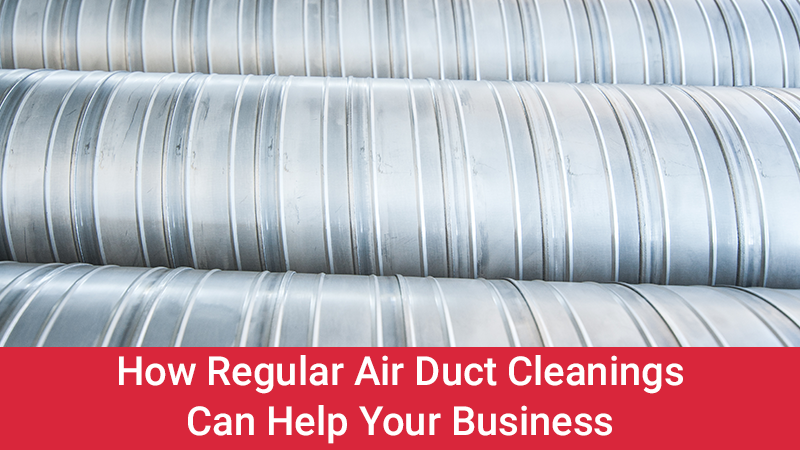 How Regular Air Duct Cleanings Can Help Your Business