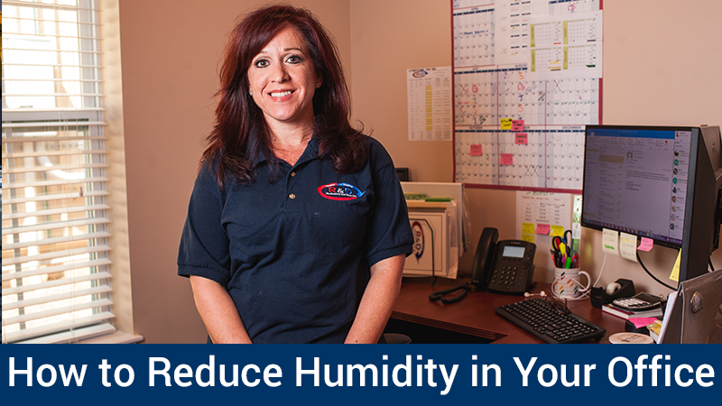How to Reduce Humidity in Your Office