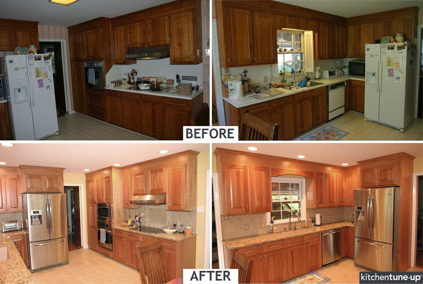 Kitchen Cabinet Refacing Charlotte Nc - Photo gallery
