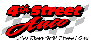 4th Street Auto Care Logo