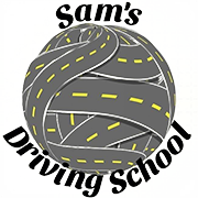 Sam's Driving School Logo