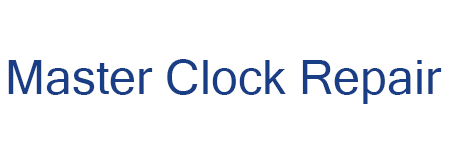 Master Clock Repair by Michael Gainey Logo