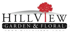 Hillview Garden & Floral Logo