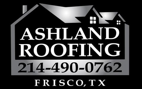 Ashland Roofing Logo