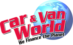 Car & Van World Logo