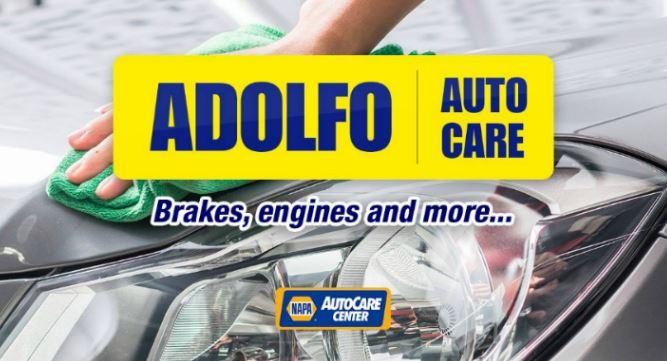 Adolfo Auto Care Logo