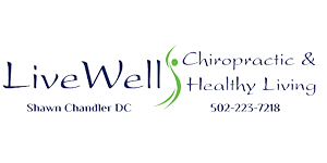 LiveWell Chiropractic & Healthy Living Logo