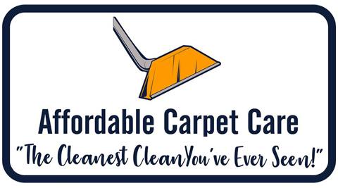 Affordable Carpet Care Logo
