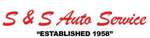 S & S Auto Service Logo