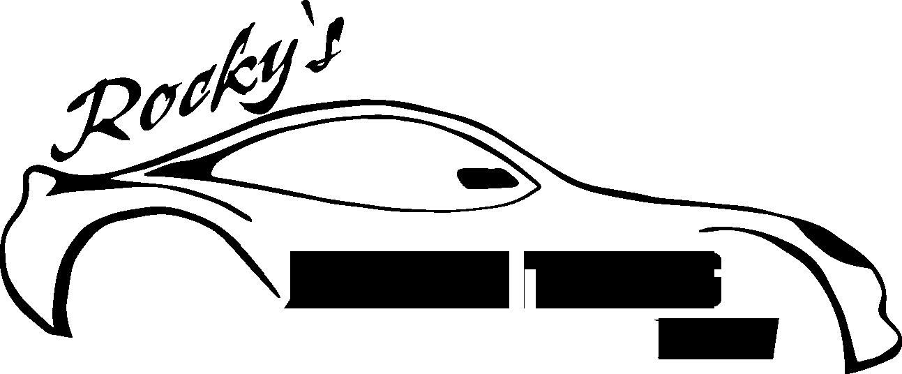Rocky's Auto Spa Logo