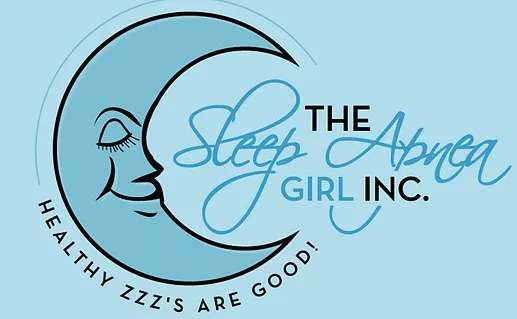 The Sleep Apnea Girl Inc. Logo