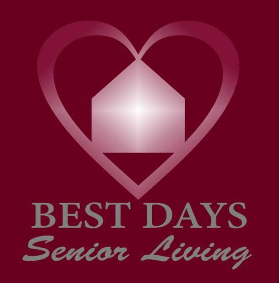 Best Days Senior Living Logo