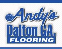 Andy's Dalton GA Flooring Logo