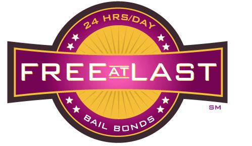 Free At Last Bail Bonds Logo