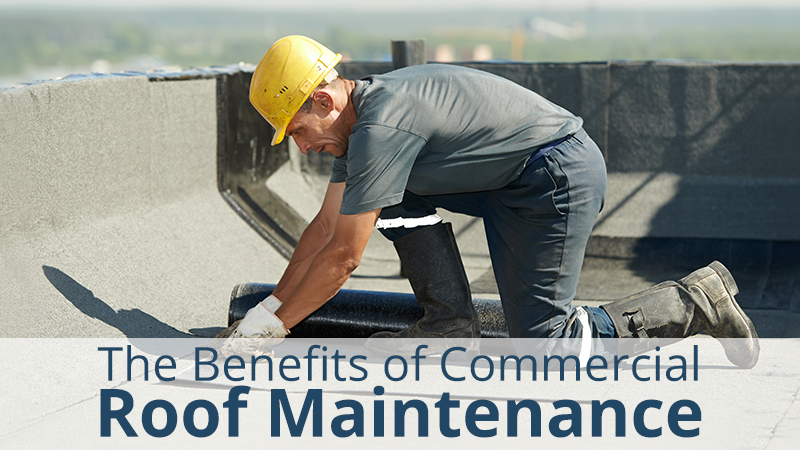The Benefits of Commercial Roof Maintenance