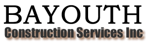 Bayouth Construction Services Logo