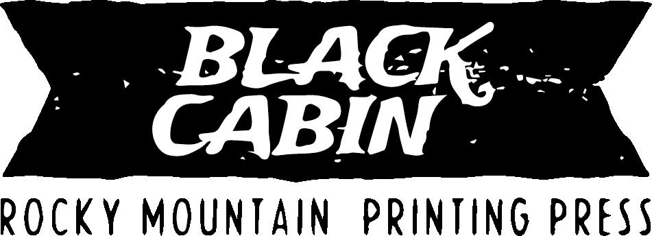 Black Cabin Press Logo