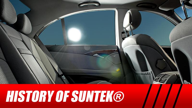 History of SunTek®