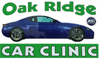 Oak Ridge Car Clinic Logo