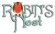 Robin's Nest Gallery & Gift Shop Logo