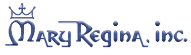 Mary Regina The Catholic Store Logo