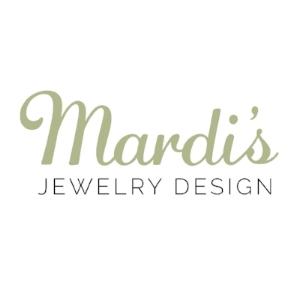 Mardi's Jewelry Design Logo