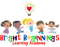Bright Beginnings Learning Academy Logo