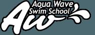 AQua Wave Swim School Logo