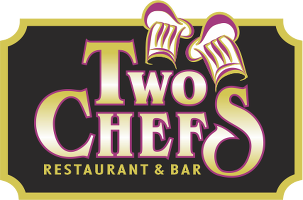 Two Chef's Restaurant - Bar - Catering Logo
