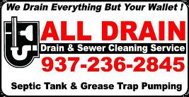 All Drain Logo