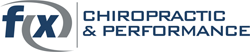 FX Chiropractic and Performance Logo