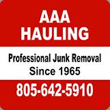 AAA Hauling Logo