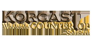 KorCast Wholesale Countertop Solutions Logo