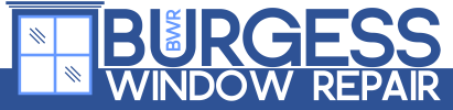 Burgess Window Repair Logo