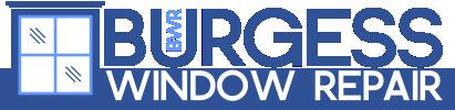 Burgess Window Repair Logo