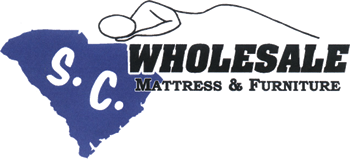 S.C. Wholesale Mattress & Furniture Logo