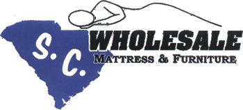 S.C. Wholesale Mattress & Furniture Logo