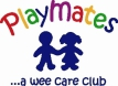 Playmates, A Wee Care Club Logo