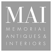 MAI Memorial Antiques & Interiors Logo