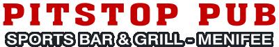 Pitstop Pub Sports Bar & Grill Logo