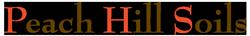 Peach Hill Soils Logo