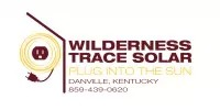Wilderness Trace Solar Logo
