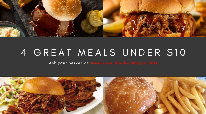 Local Restaurants Near Me: Barbecue Restaurant Watford City ND