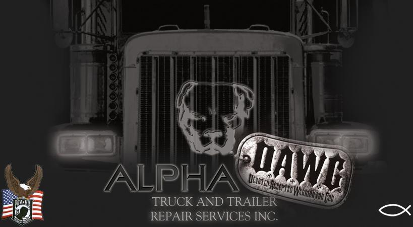 Alpha Dawg Diesel Truck & Trailer Repair, Inc Logo