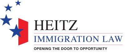 Heitz Immigration Law Logo