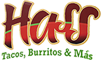Hass Tacos, Burritos & Mas Logo