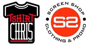 Screen Shop Clothing & Promo Logo