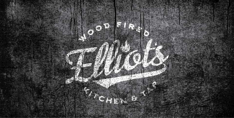 Elliot's Wood Fired Kitchen & Tap Logo
